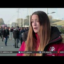 VIDEO: Demolition of Calais camp poses uncertainty for refugees