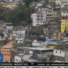 VIDEO: Impact of Rio Olympics on Rocinha favela