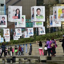 South Korea election in the midst of North Korean provocation. @GordonGChang @newsjean