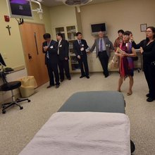 Chinese doctors see inside of Door County hospital