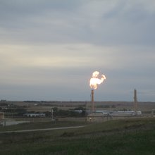 As gas continues to go up in the air, N.D. moves to tighten loose flaring rules