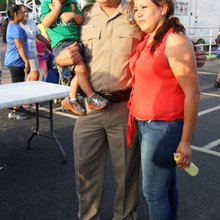 On day of conspiracy verdict, sheriff celebrates community