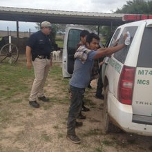 Farmer: DPS detained, then released illegal immigrants on property