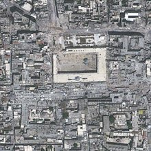 Satellite Images Show Suffering in Syria