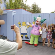 The Simpsons area complete at Universal Orlando