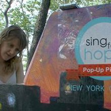 NYC hits a high note with pop-up pianos