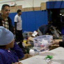 Hurricane Sandy: Volunteering in a 'War Zone'