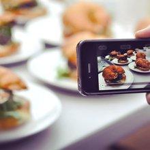 Restaurants Crack Down On Food Pics