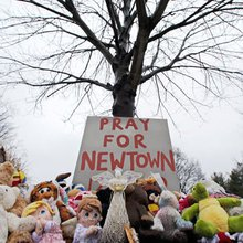 Kindness Washes Over Newtown