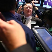 Wall Street in flurry over the Federal Reserve