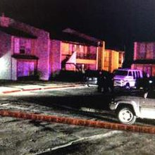 Bullets fly at East Tulsa apartment complex, one man hurt
