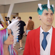 Almost converted at Bronycon: Why grown men dress up as magical horses - Vocativ