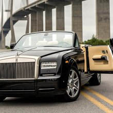 Test Driving the 2015 Rolls-Royce Phantom Drophead Coupe