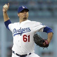 Bend it like Beckett: Curve fuels Dodger pitcher's resurgence