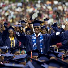 For Black Kids in America, a Degree Is No Guarantee