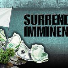 Surrender Imminent?
