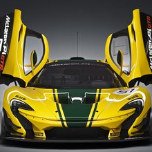 McLaren's Track-Only Hybrid Now In Production Form - HybridCars.com