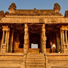 Escape from Goa: Hampi and the ruins of Vijayanagara