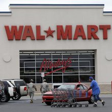 Wal-Mart may abandon planned D.C. stores over minimum-wage bill