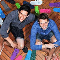 Think your flip-flops have been through hell? Try a pair of Gandys