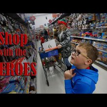 Shop with the Heroes