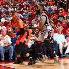 Playoff Preview: Oklahoma City Thunder vs. Houston Rockets