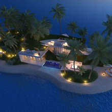 Christie's to Sell the World's First Portable Private Islands
