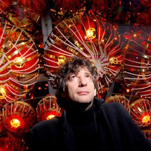 Neil Gaiman on 'American Gods,' Donald Trump and Why He'd Be a Bad Food Critic