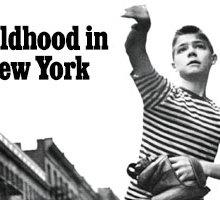 Childhood in New York