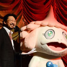 Takashi Murakami on Religion in 'Jellyfish Eyes' and His New Exhibition