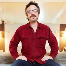 Meet Marc Maron: the Comedic Podcast Giant on His New IFC Show & More