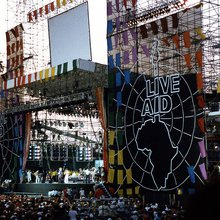 How Live Aid Changed Fundraising Forever