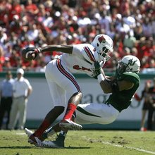 USF has limited success against Bridgewater
