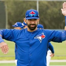 Blue Jays star Bautista focused on return to form