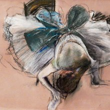 "Edgar Degas, ""Frieze of Dancers"" at MoMA"