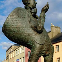 A landscape carved with legends: Discover Ireland's literature and history in County Sligo