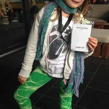 Meet New Zealand's 8-year-old fashion blogger Harley McVicar
