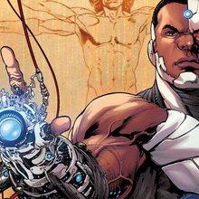 Comic Books: Boo-yah! Writer David F. Walker is lighting the spark to blast 'Cyborg' into orbit |...