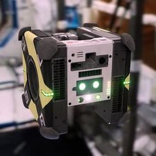 NASA is sending floating 'Astrobee' robot assistants to the ISS
