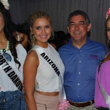 Miss USA faces defections, risks losing Louisiana incentives after Trump comments; pageant's offi...