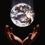 The Holy Earth, Sacred Space
