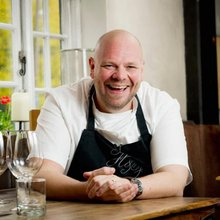 Tom Kerridge: 'I'm a spender: I don't have a single penny in a bank account'