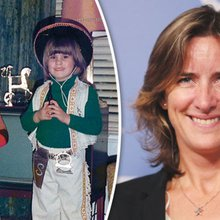Dame Katherine Grainger: Why THIS picture is my favourite