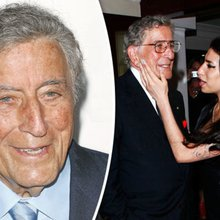 Tony Bennett: Why THIS photograph with Amy Winehouse is my favourite