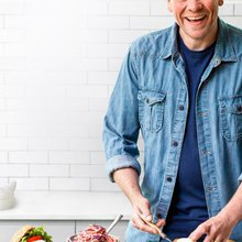 Tom Kerridge chats dieting, becoming a dad at 42 and his favourite dishes