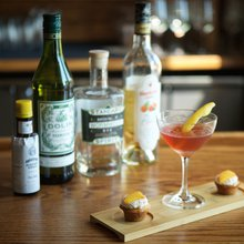 Bake Your Cocktails for a Sweet New Experience