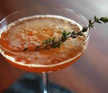 Drink this: High Thyme