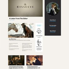 Meet Pitchfork's Ambitious New Film Site 'The Dissolve'