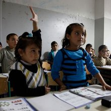 Education's Next Hurdle: Refugee Children