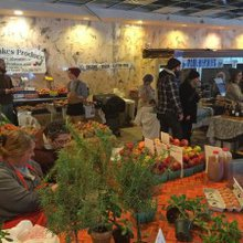 Four Must-Visit Indoor Farmers' Markets